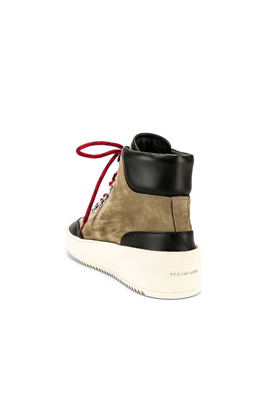 Image 3 of Fear of God 6th Collection Hiker in Oliver & Black