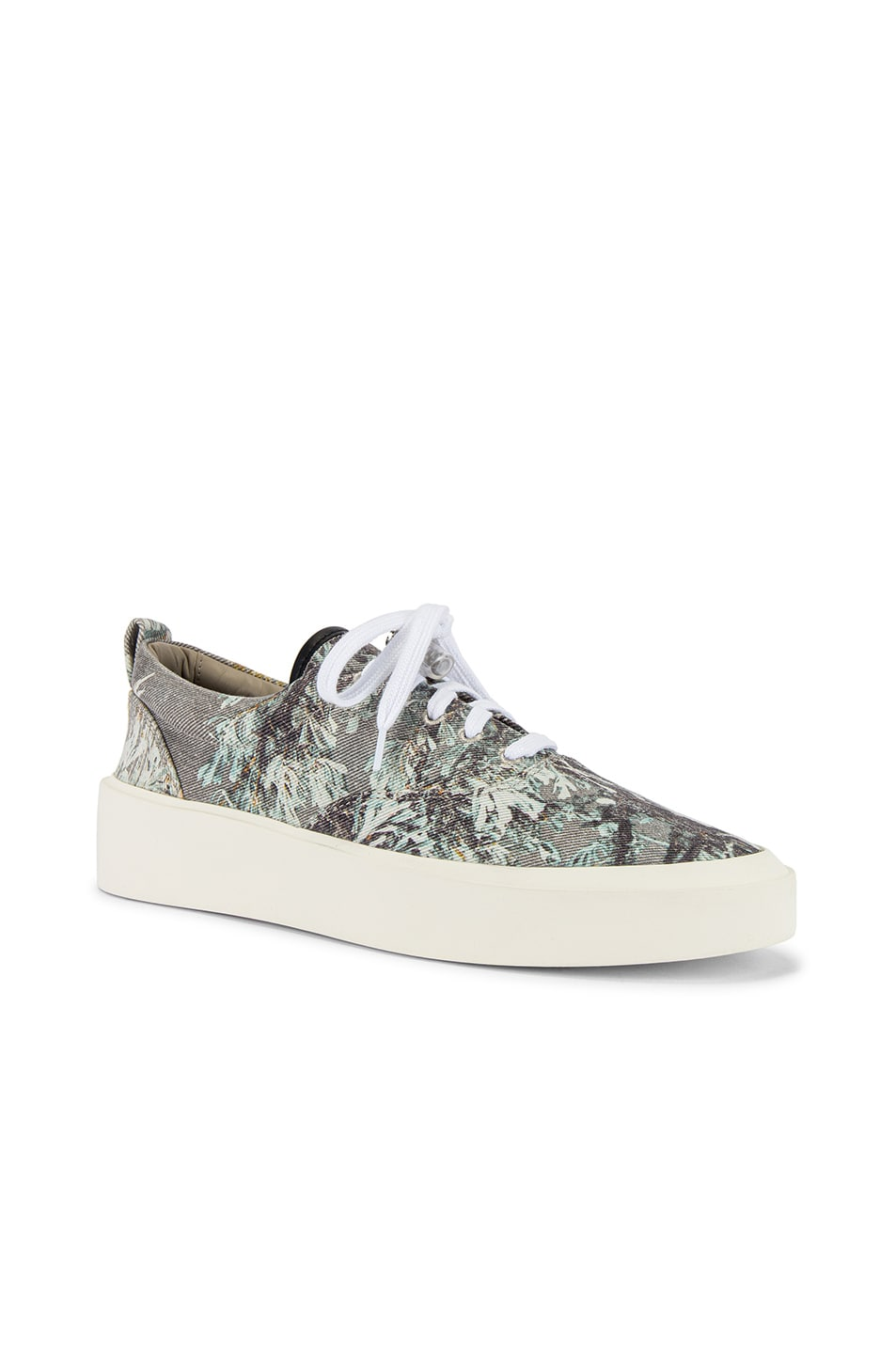 Image 1 of Fear of God 101 Lace Up Sneaker in Prairie Ghost Camo