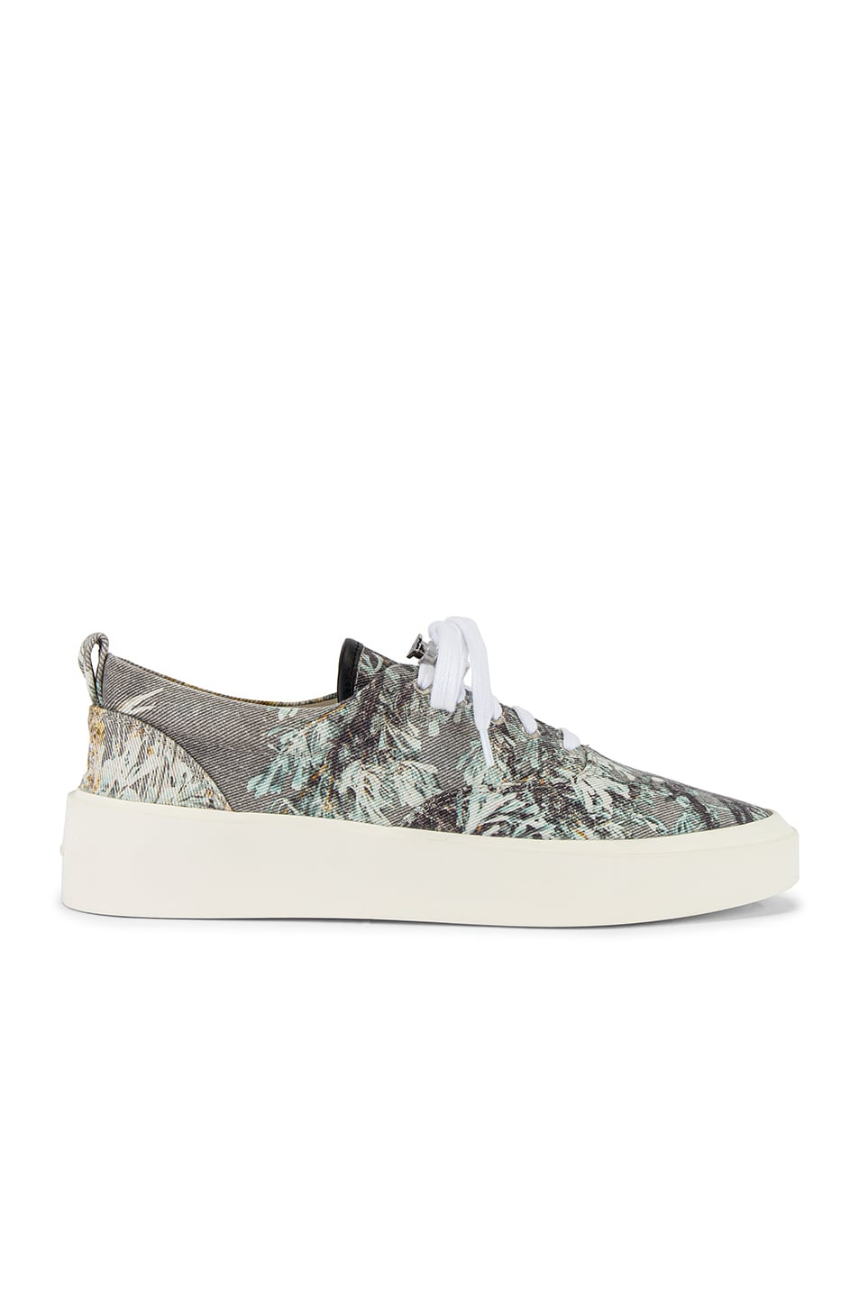 Image 2 of Fear of God 101 Lace Up Sneaker in Prairie Ghost Camo