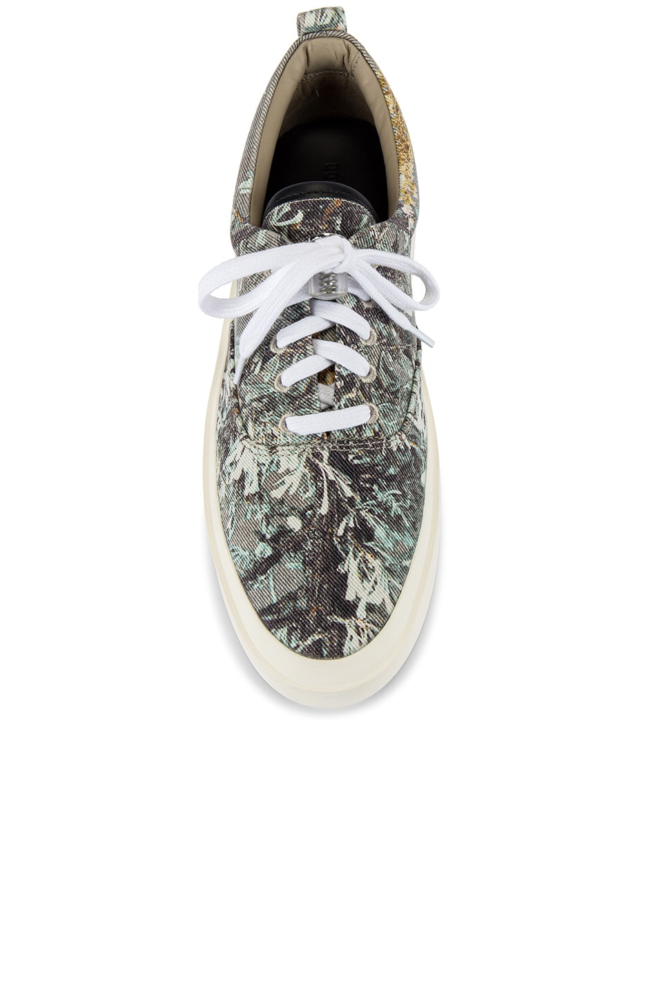 Image 4 of Fear of God 101 Lace Up Sneaker in Prairie Ghost Camo