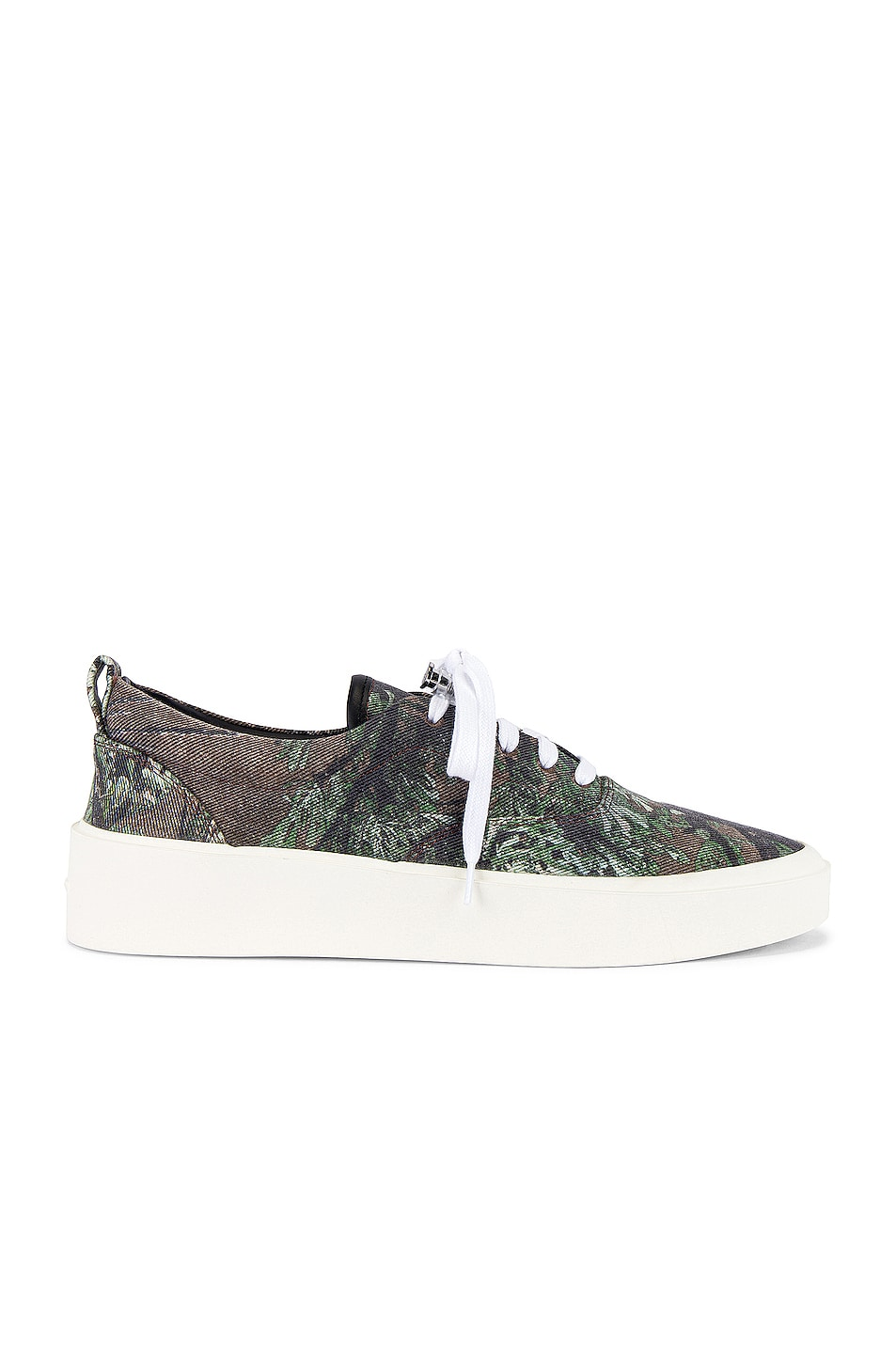 Image 2 of Fear of God 101 Lace Up Sneaker in Dark Prairie Ghost Camo