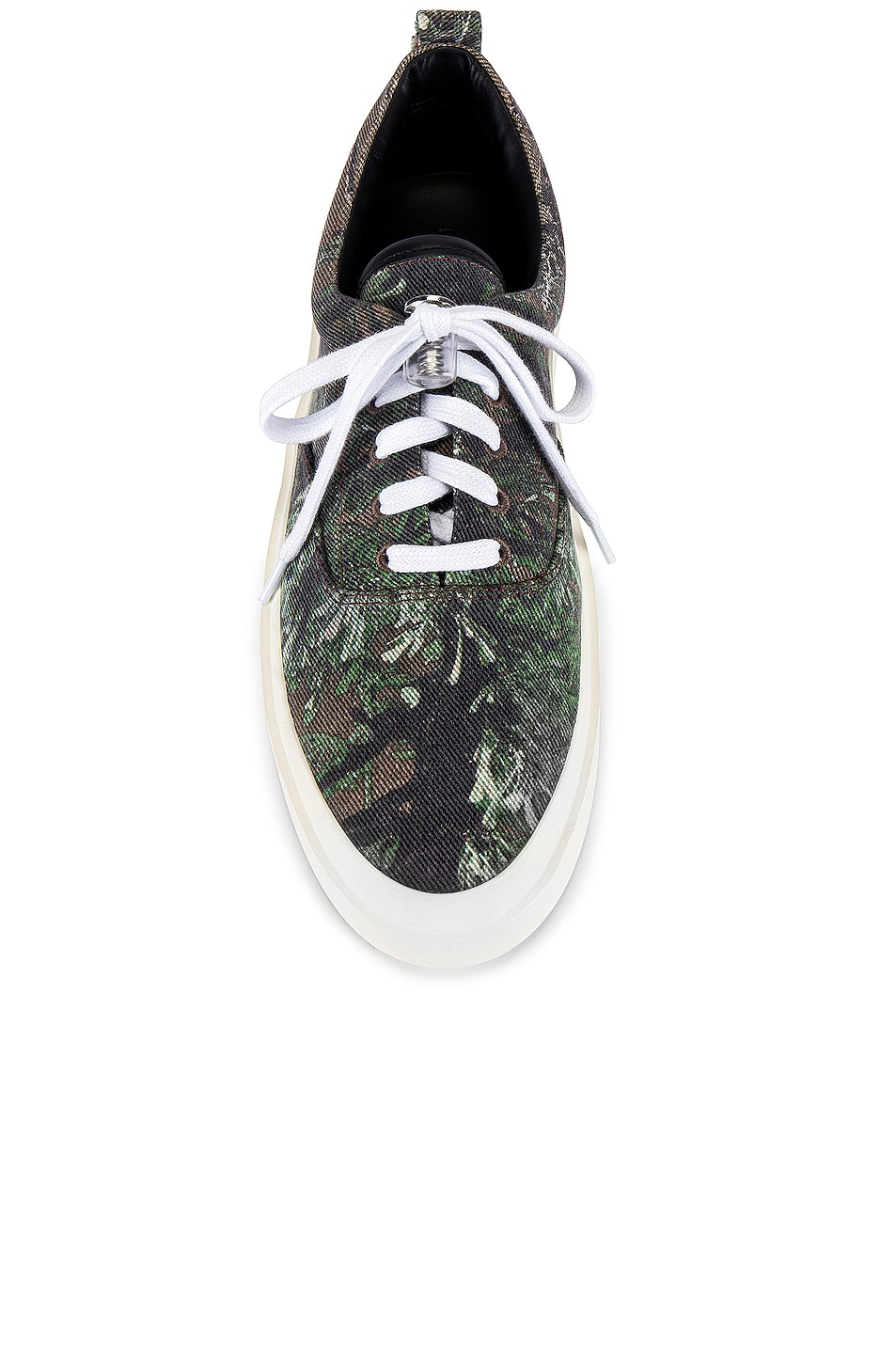 Image 4 of Fear of God 101 Lace Up Sneaker in Dark Prairie Ghost Camo