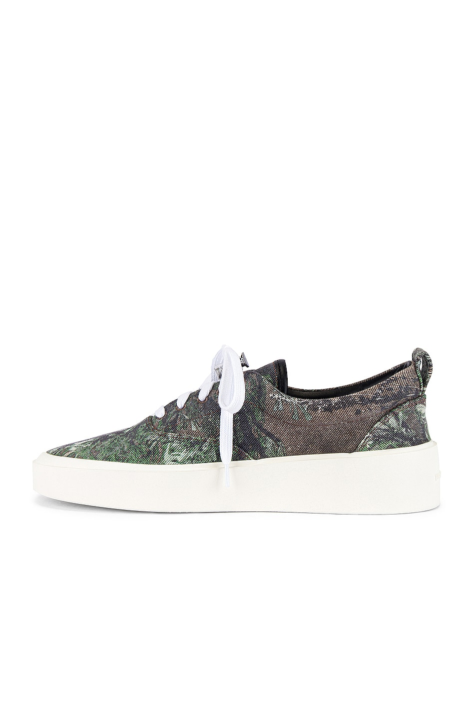 Image 5 of Fear of God 101 Lace Up Sneaker in Dark Prairie Ghost Camo