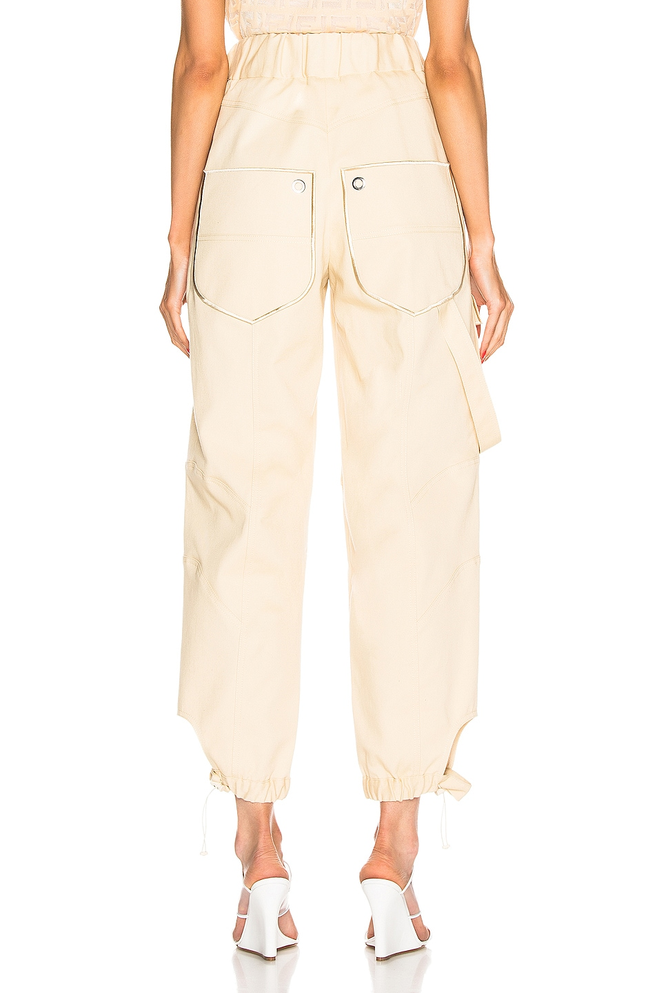Image 4 of Fendi Cargo Pant in Guava