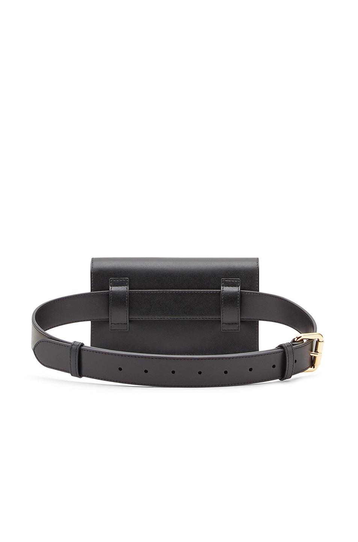 Image 3 of Fendi Hip Belt in Black