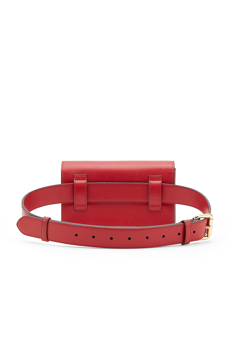 Image 3 of Fendi Hip Belt in Red