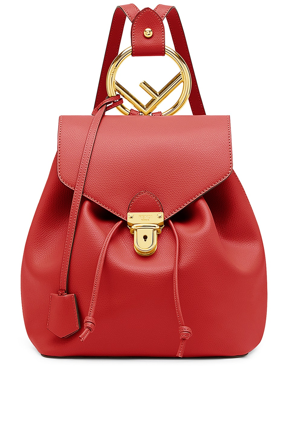 Image 1 of Fendi Backpack in Red