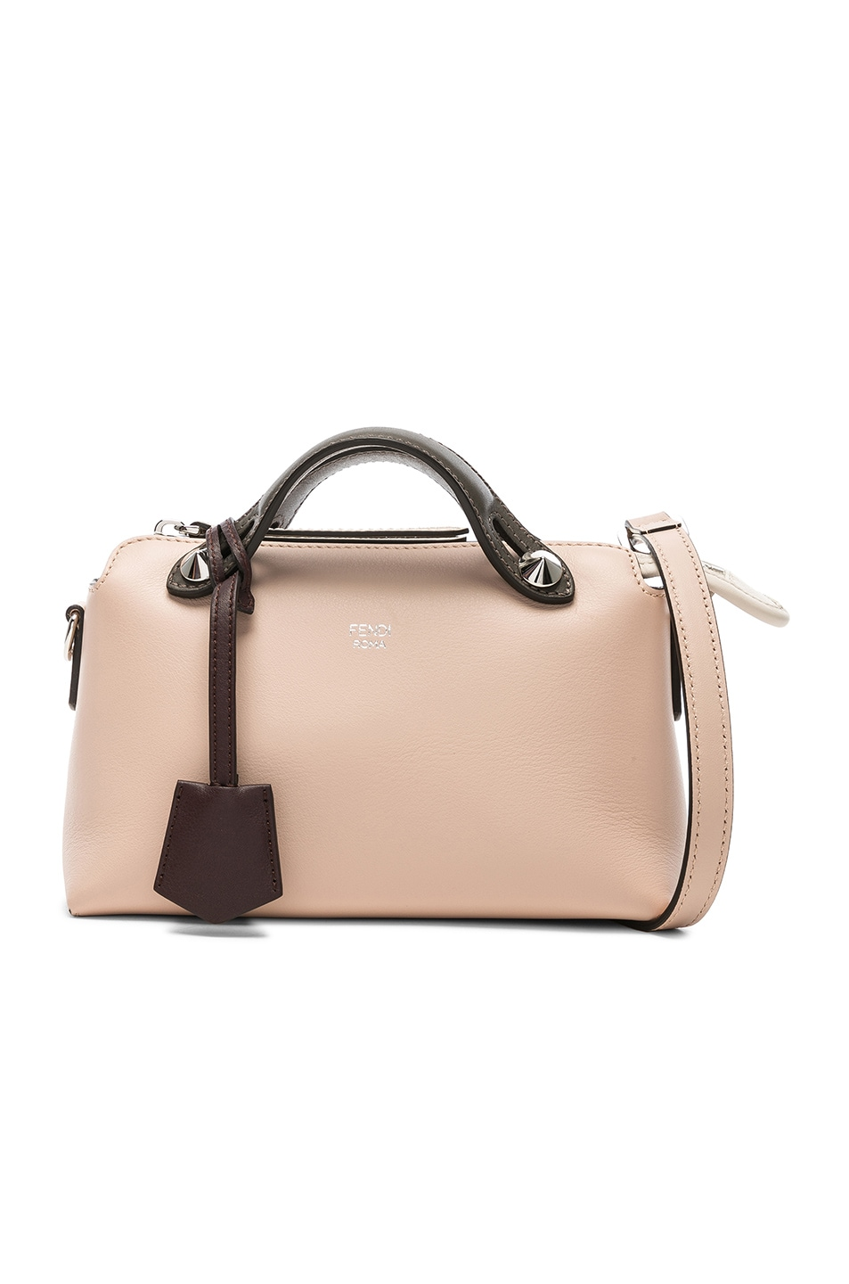 37937e7c66 Image 1 of Fendi Mini By The Way in Pink & Black