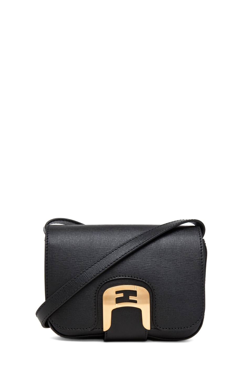 Image 1 of Fendi Messenger in Black