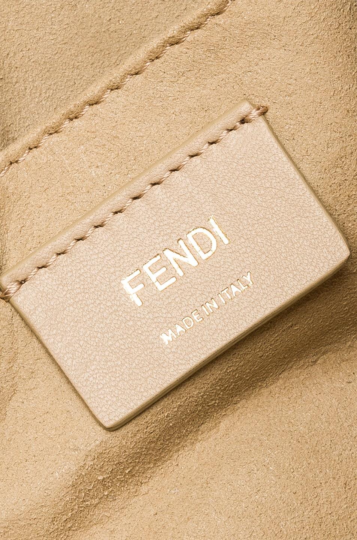 Image 7 of Fendi x FILA Logo Bicolor Kan I in White
