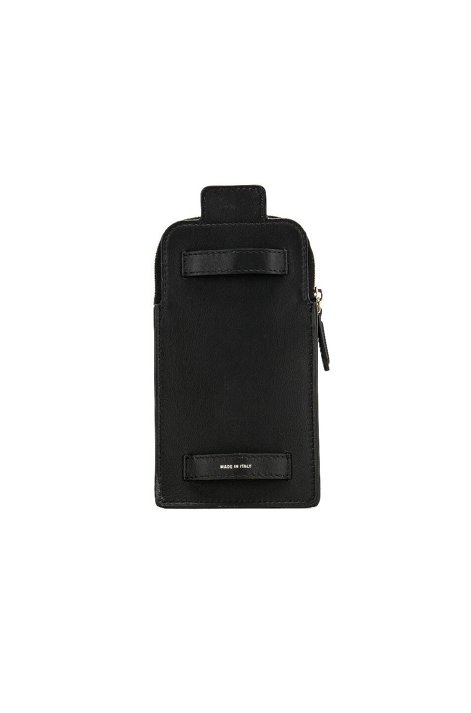 Image 2 of Fendi Bag Strap in Black