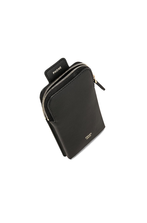 Image 4 of Fendi Bag Strap in Black
