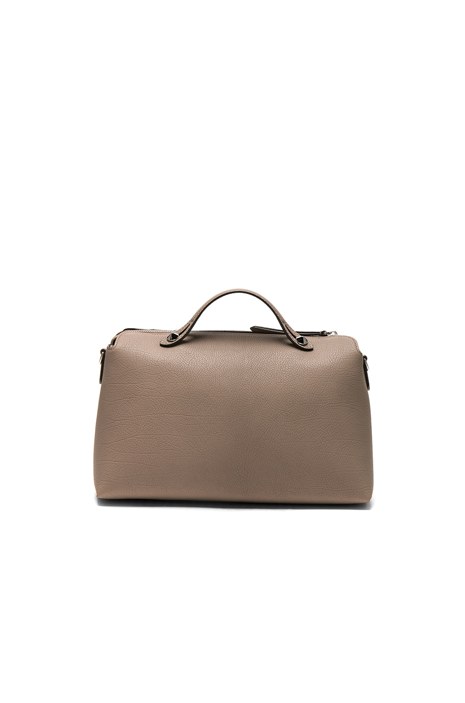 e1ffd0d98db9 Image 2 of Fendi Large By The Way Boston Bag in Dove   Palladium