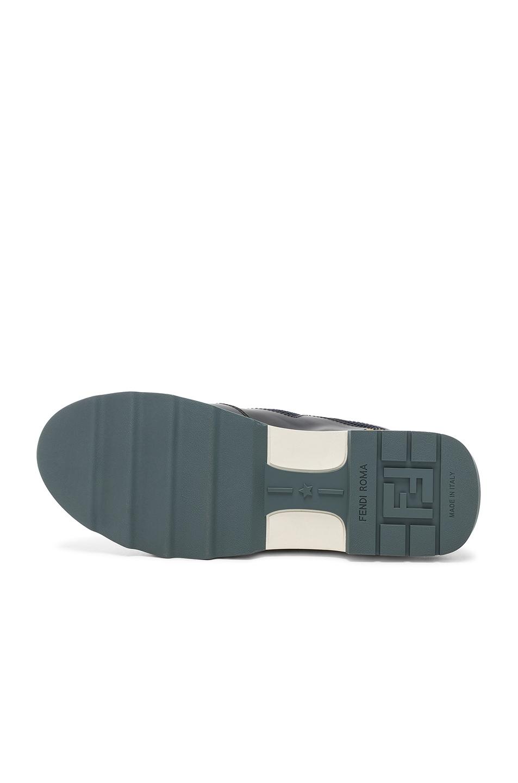 Fendi T-Rex Sneakers Black best