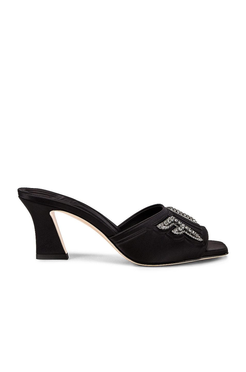 Image 2 of Fendi FFreedom Mules in Black