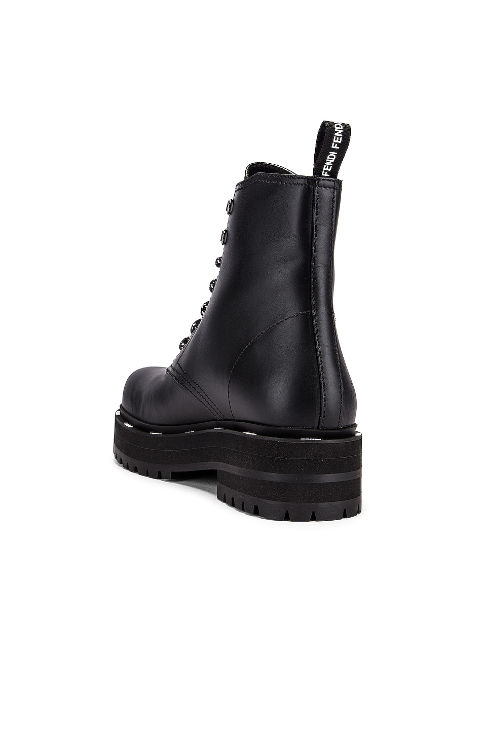 Image 3 of Fendi FFreedom Boots in Black