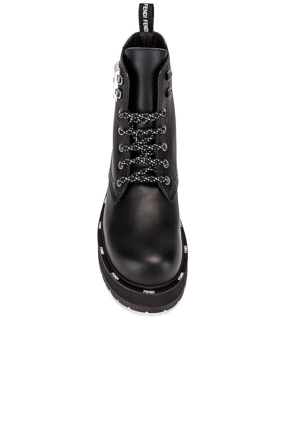 Image 4 of Fendi FFreedom Boots in Black