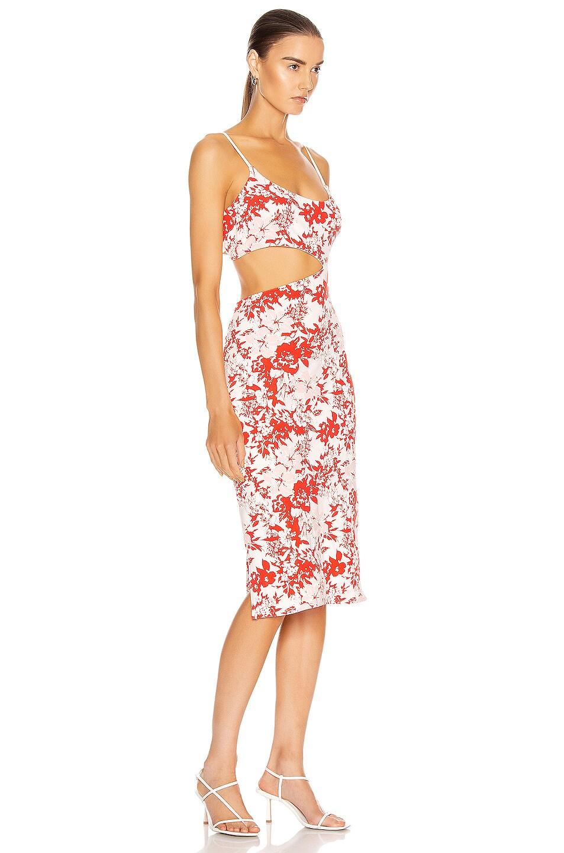 Image 2 of FLAGPOLE Bondi Dress in Paradise