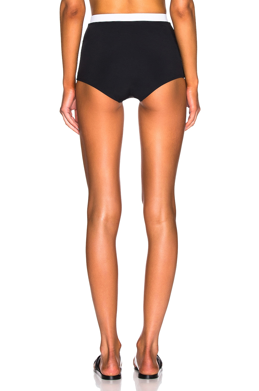 Image 3 of FLAGPOLE Diana Bikini Bottom in Black