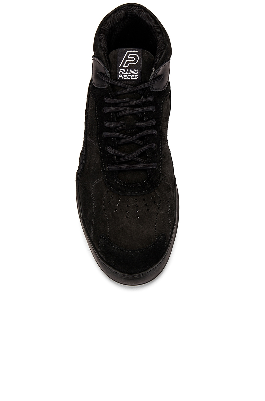 Image 4 of Filling Pieces Flow 2.0 Sneaker in Black