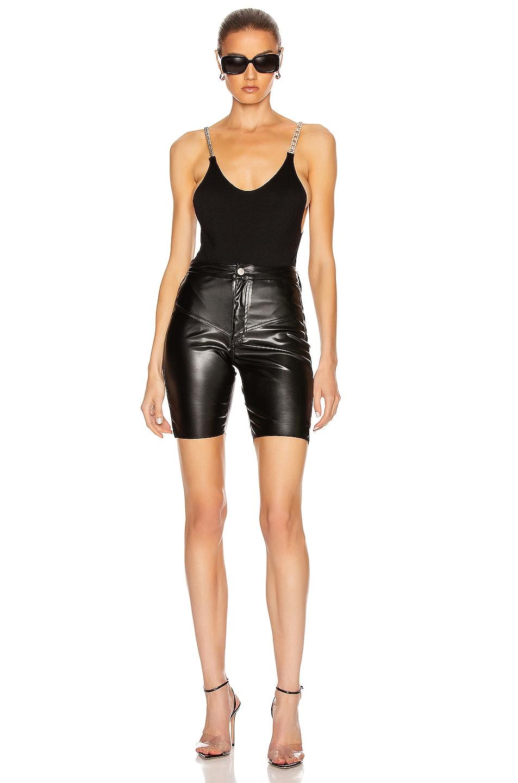 Image 5 of Frankie B x miss Alaina Bodysuit in Black