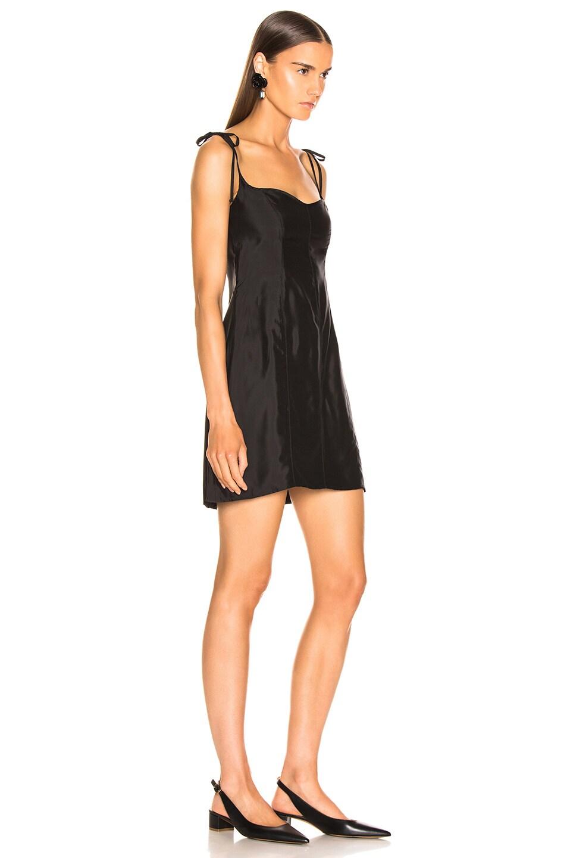 Image 2 of GEORGIA ALICE Corset Mini Dress in Black