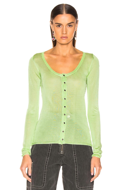 Image 2 of GEORGIA ALICE Penelope Sweater in Green