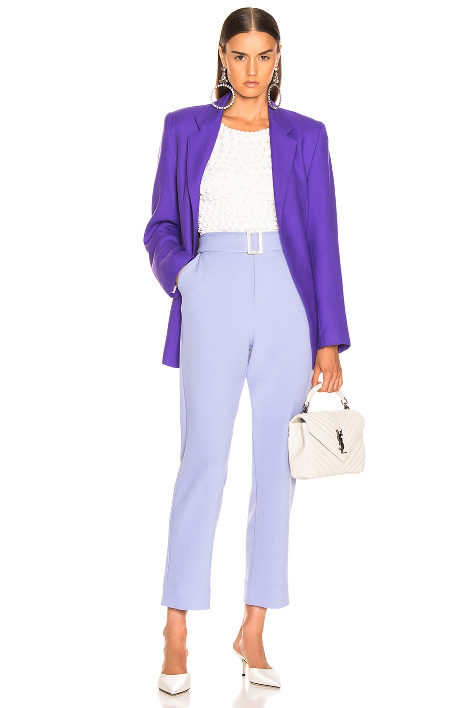 Image 4 of GEORGIA ALICE Man Pant in Lilac