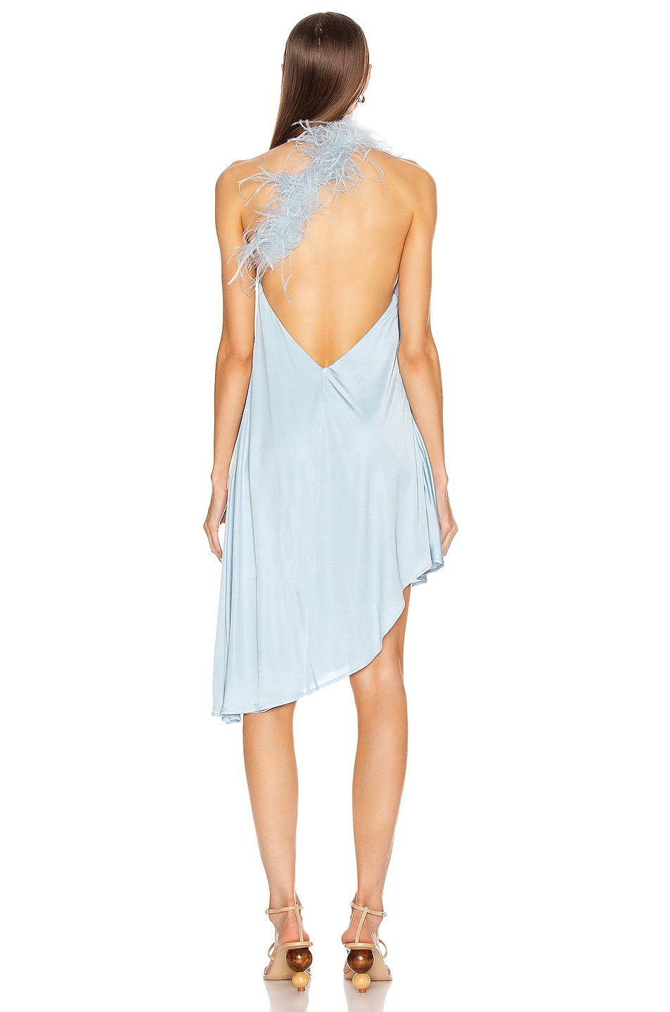 Image 5 of Cult Gaia Flo Dress in Sky