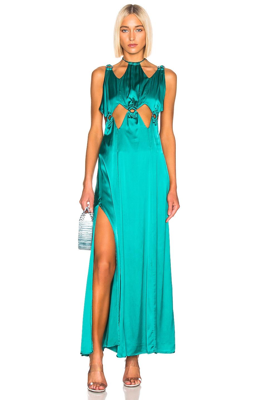 Image 1 of Cult Gaia Sabine Dress in Azure