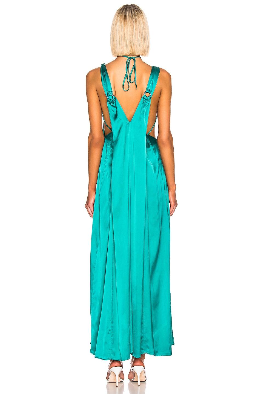 Image 3 of Cult Gaia Sabine Dress in Azure