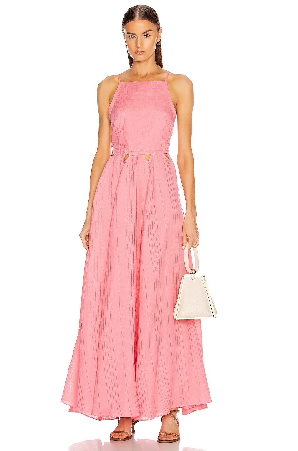 Image 1 of Cult Gaia Bella Dress in Pink