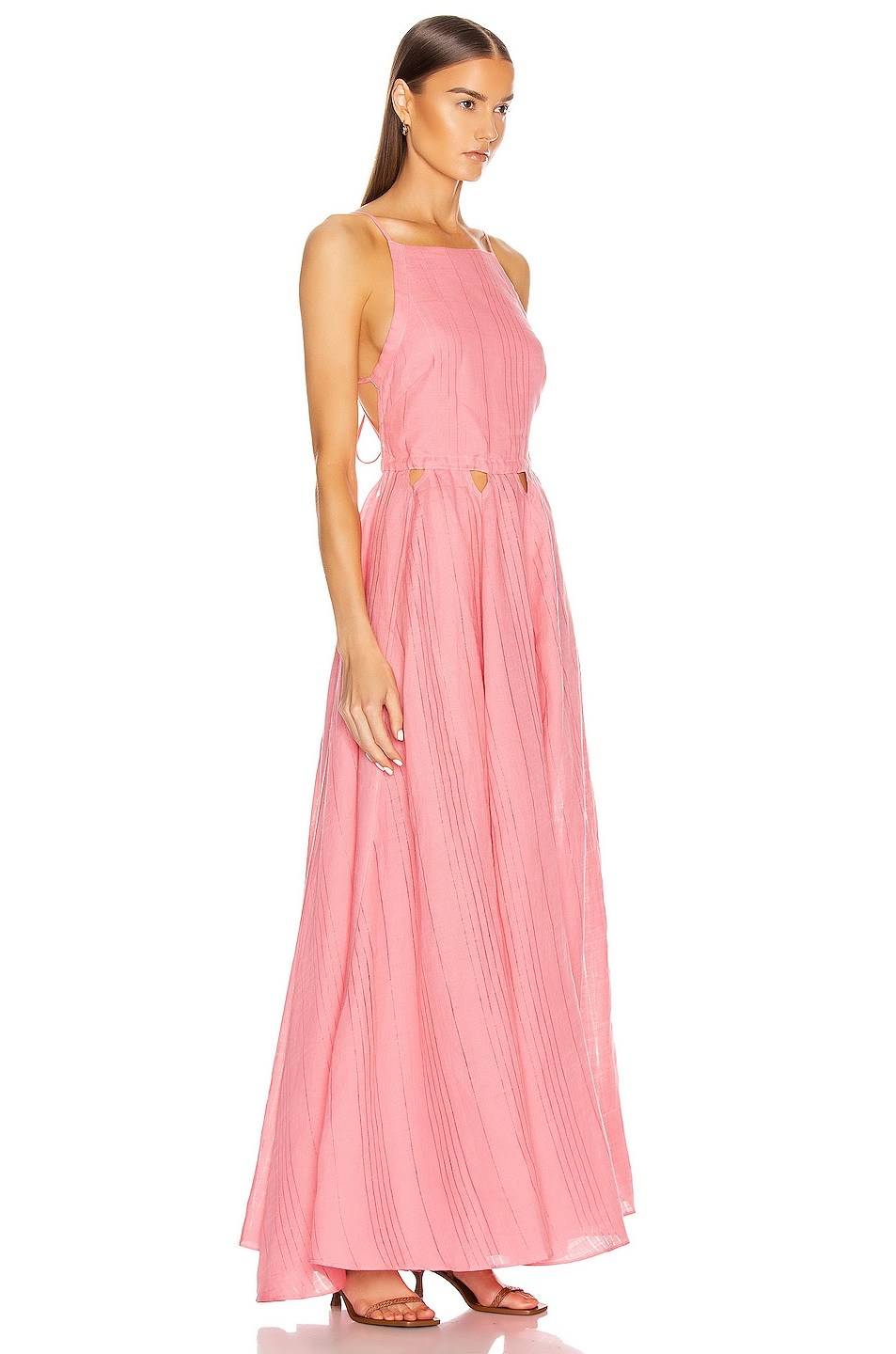 Image 2 of Cult Gaia Bella Dress in Pink