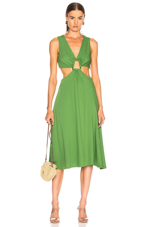 Image 1 of Cult Gaia Cybele Dress in Fern