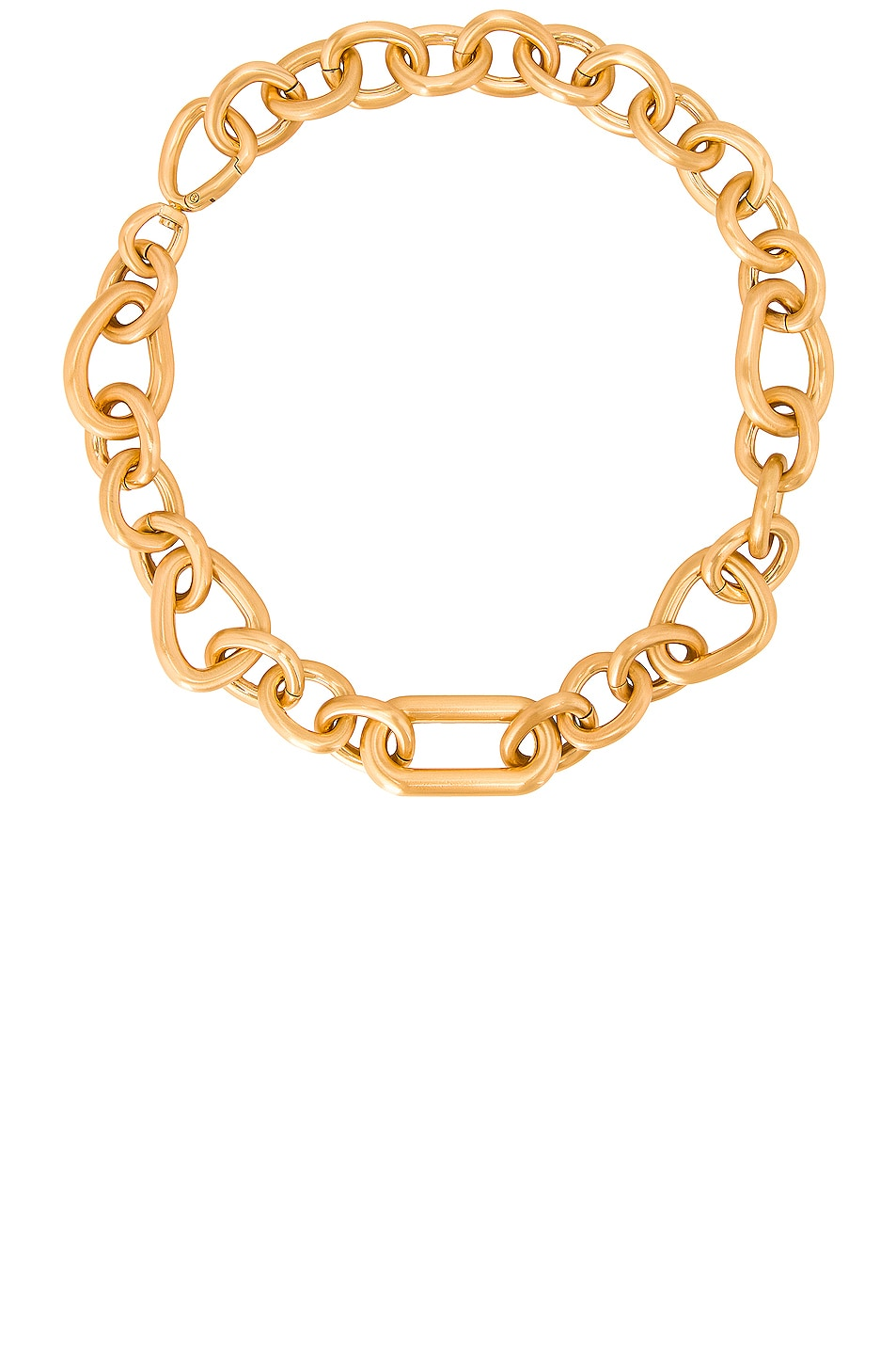 Image 1 of Cult Gaia Reyes Necklace in Brass