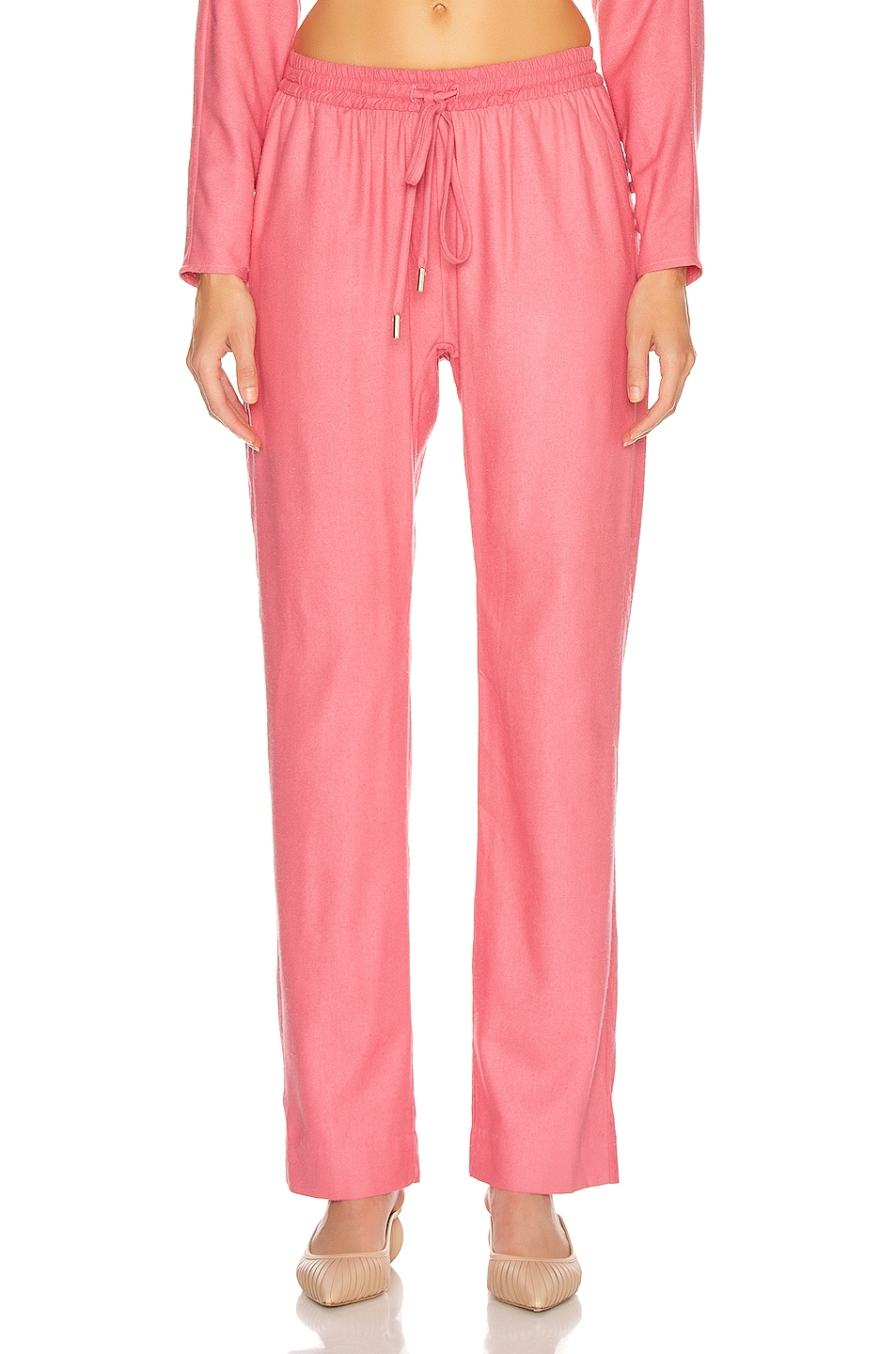 Image 1 of Cult Gaia Mah Pant in Bubblegum