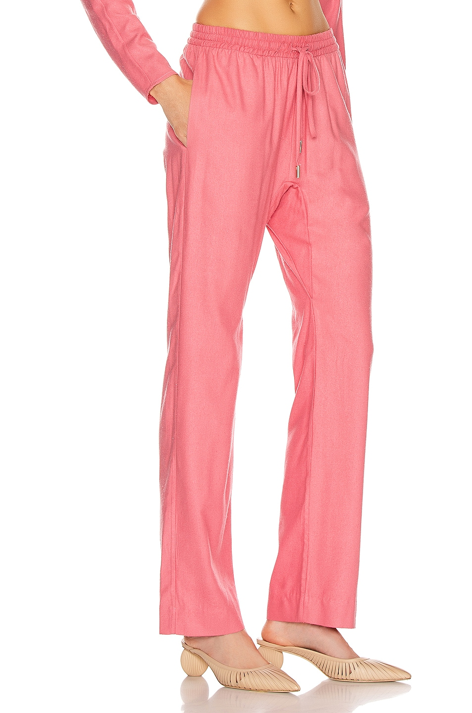 Image 2 of Cult Gaia Mah Pant in Bubblegum