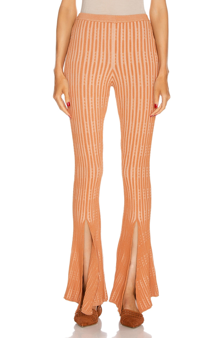 Image 1 of Cult Gaia Danna Pant in Copper Multi