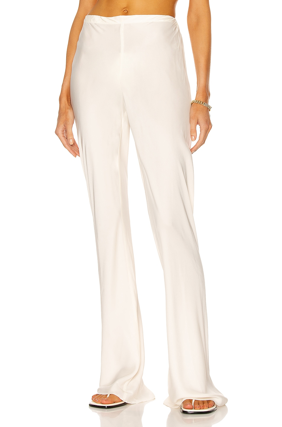 Image 1 of Cult Gaia Kersti Pant in Off White