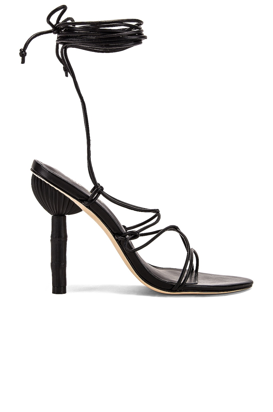 Image 1 of Cult Gaia Soleil Heel in Black