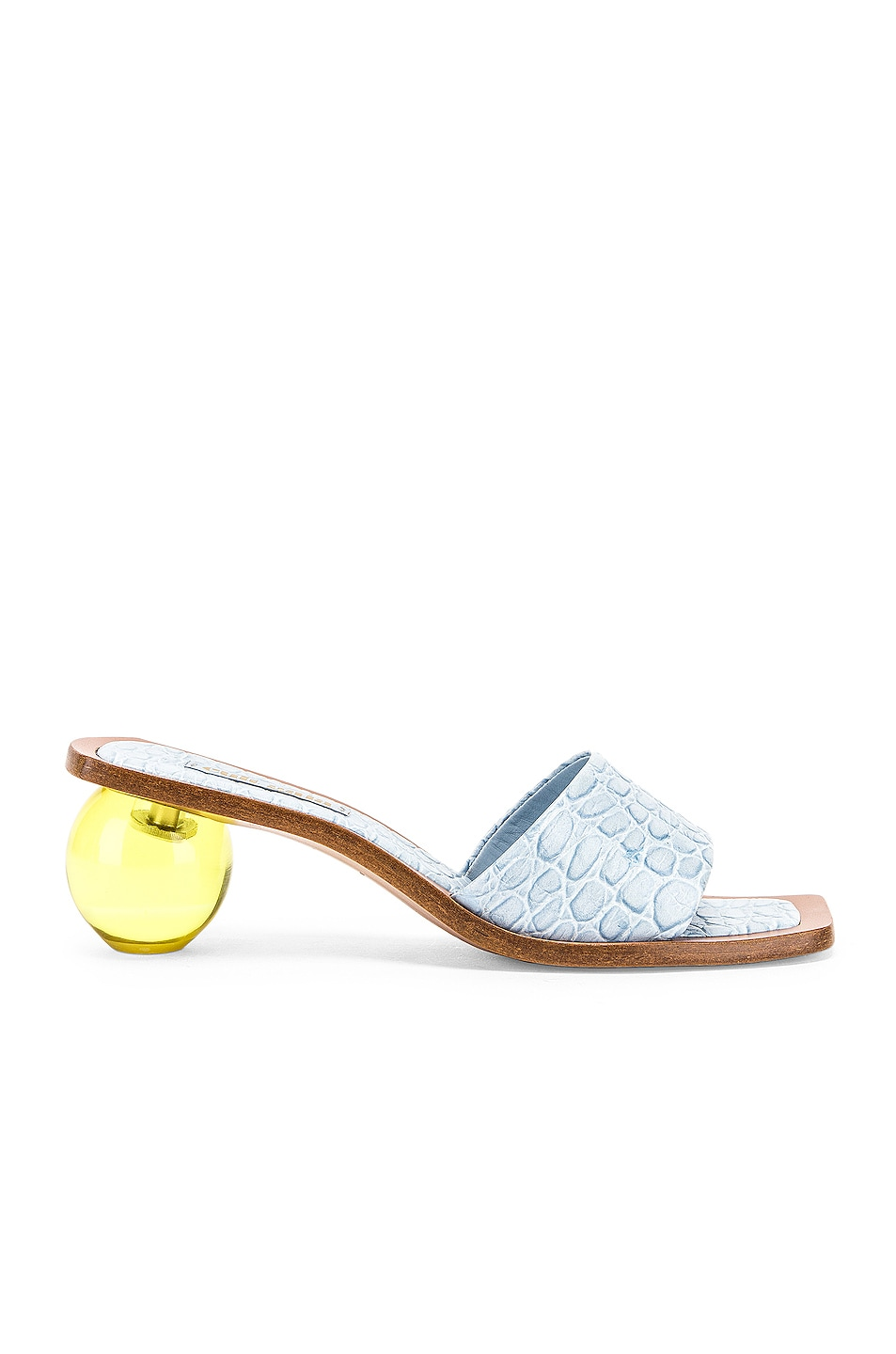 Image 1 of Cult Gaia Tao Sandal in Bluebell
