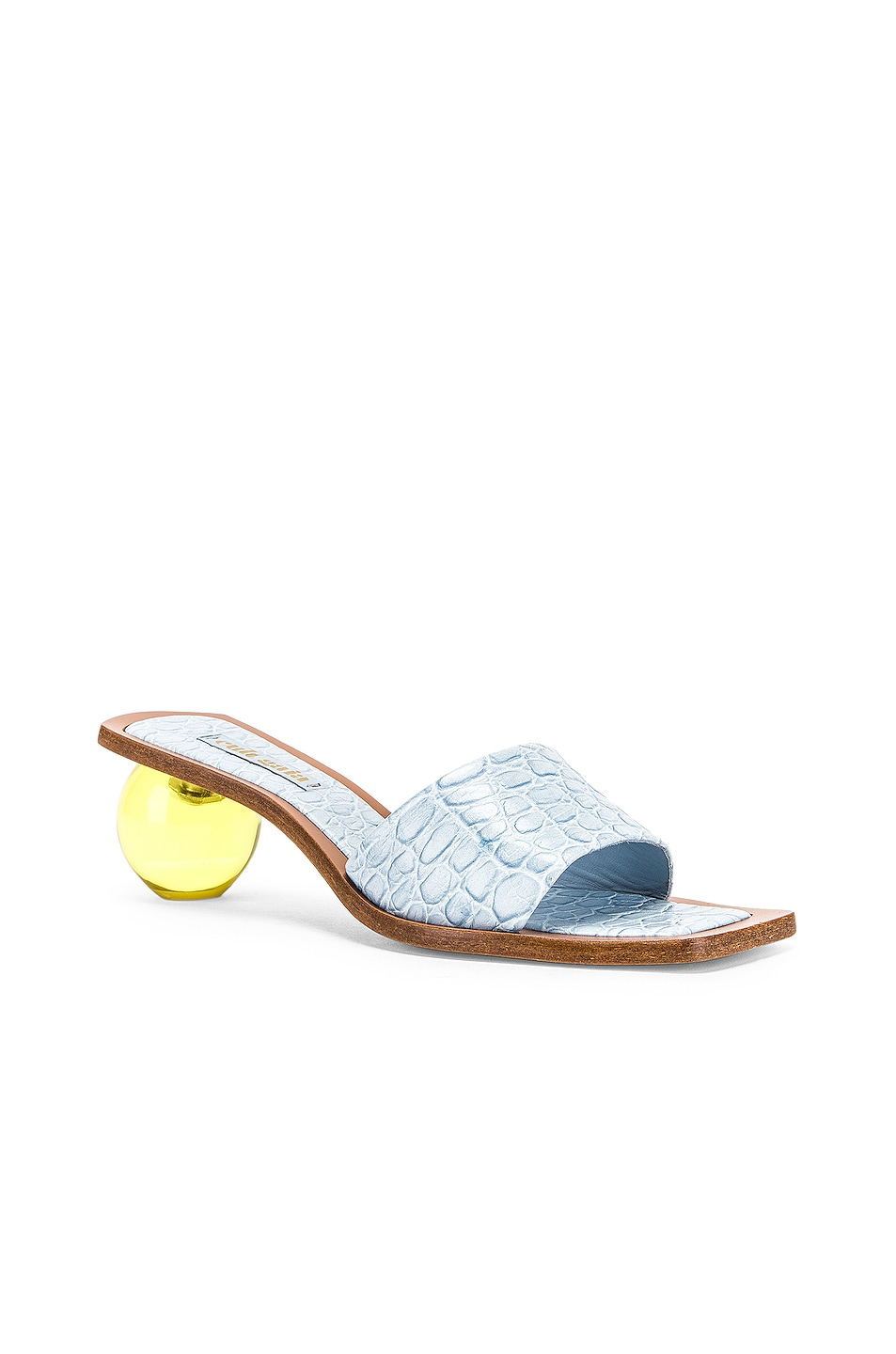 Image 2 of Cult Gaia Tao Sandal in Bluebell