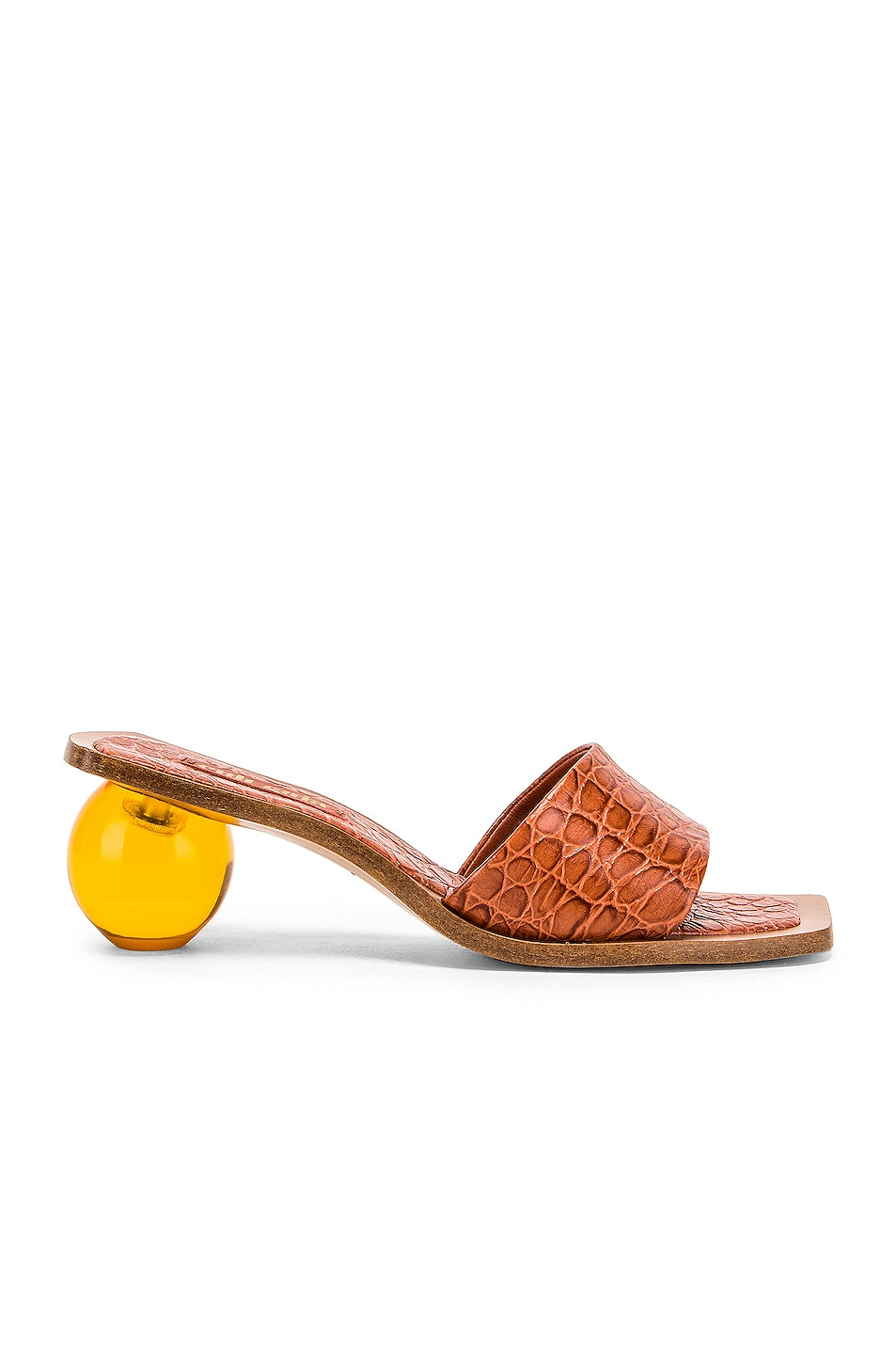 Image 1 of Cult Gaia Tao Sandal in Spice