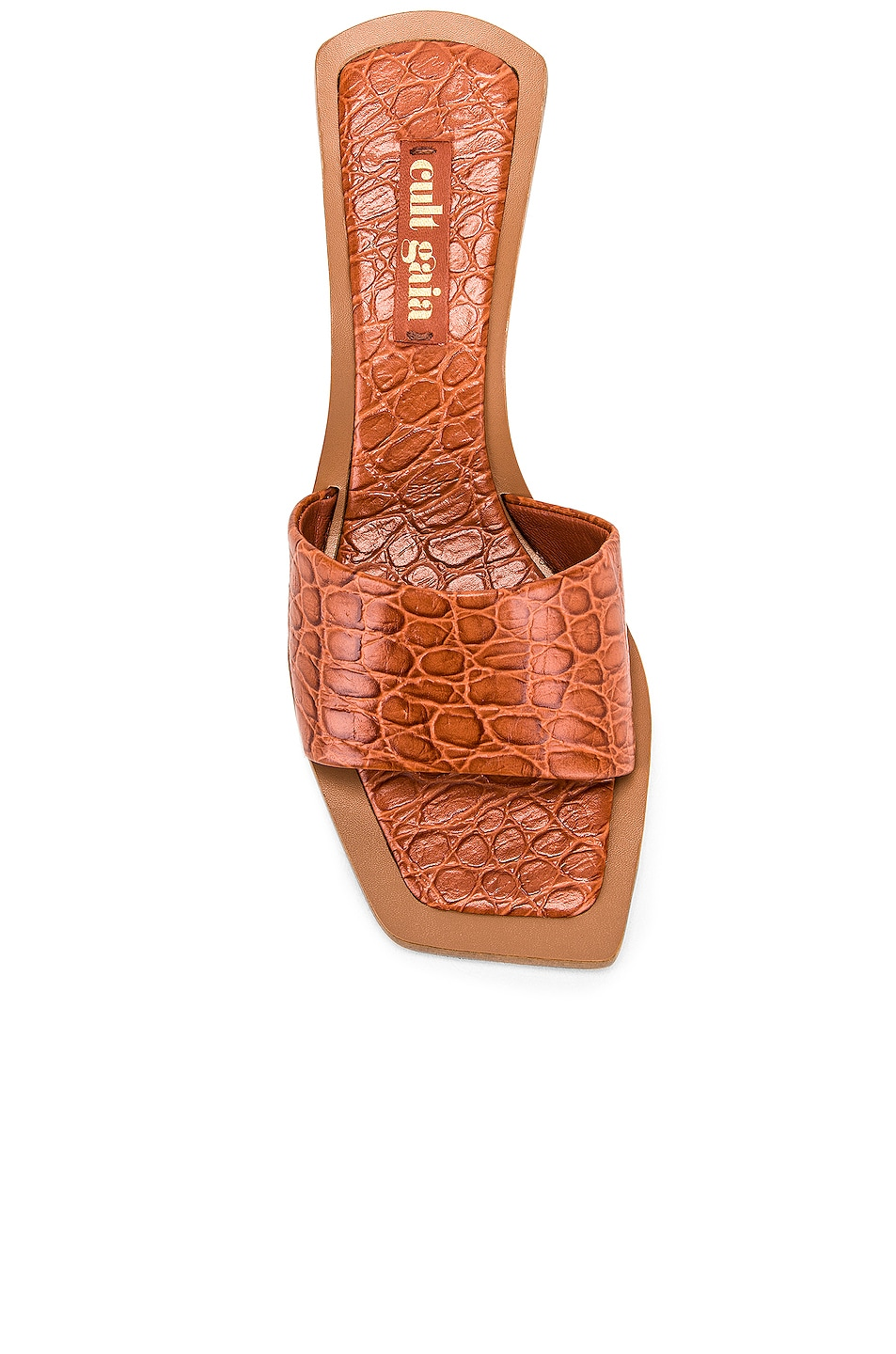 Image 4 of Cult Gaia Tao Sandal in Spice