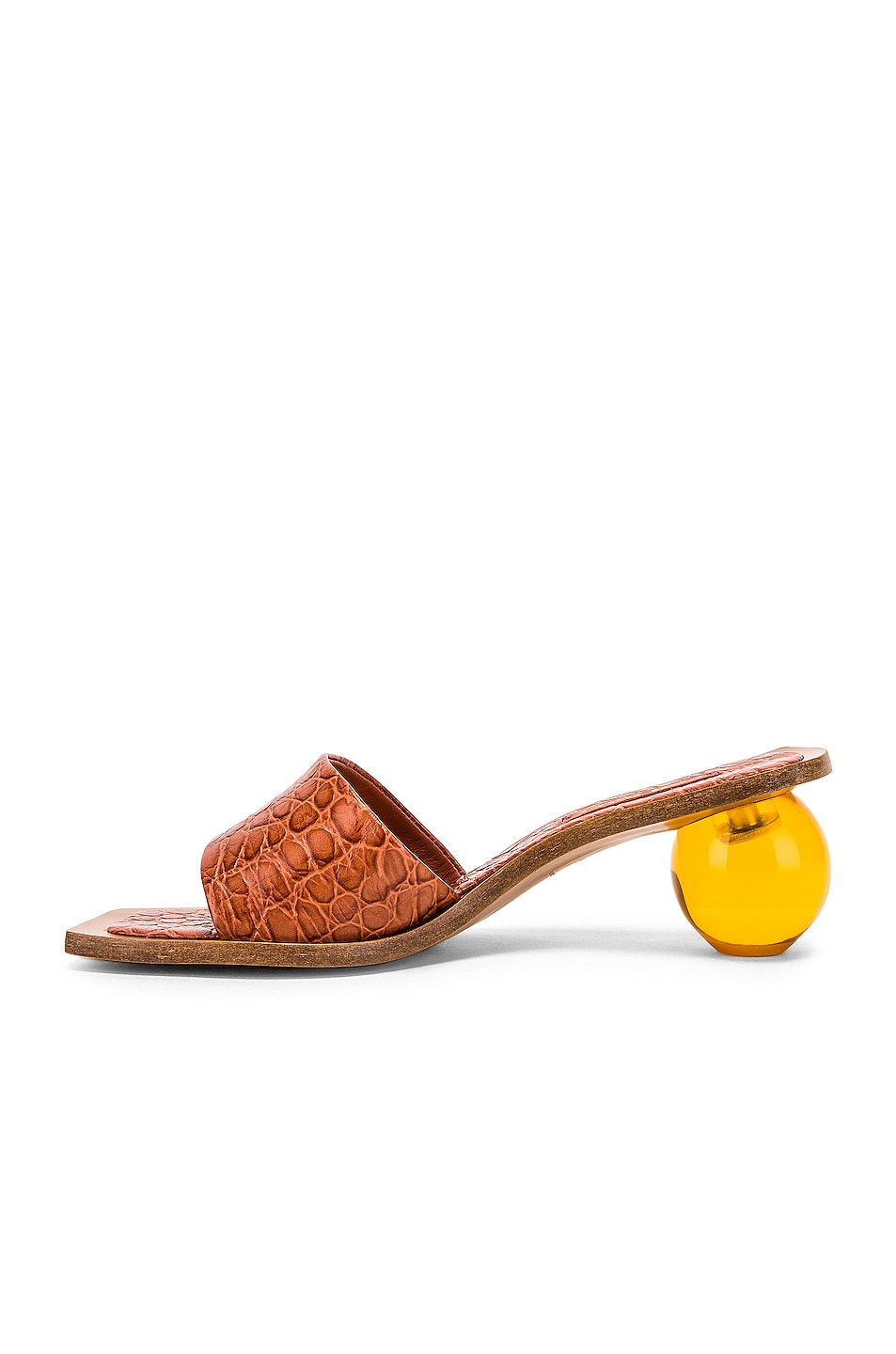 Image 5 of Cult Gaia Tao Sandal in Spice