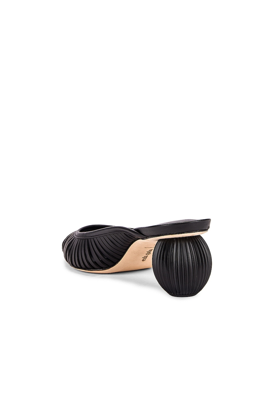 Image 3 of Cult Gaia Alia Mule in Black