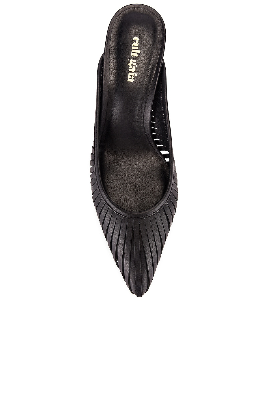 Image 4 of Cult Gaia Alia Mule in Black