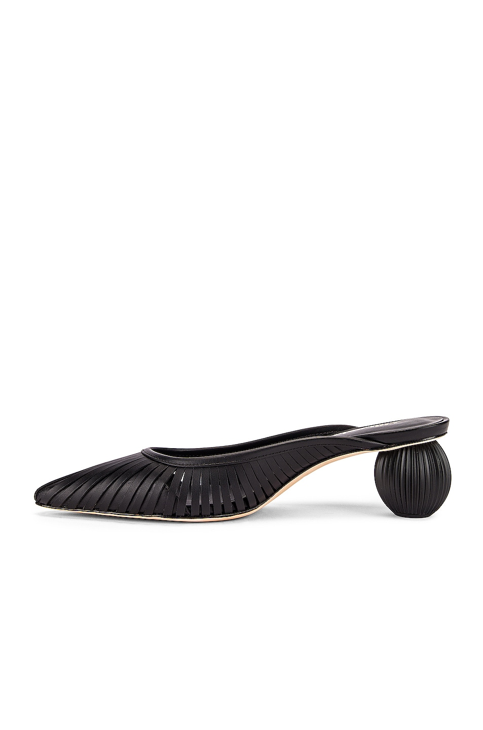 Image 5 of Cult Gaia Alia Mule in Black