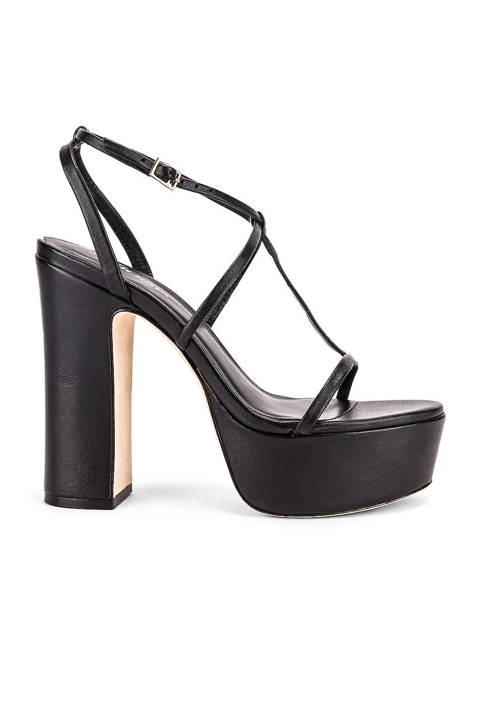Image 1 of Cult Gaia Angela Heel in Black