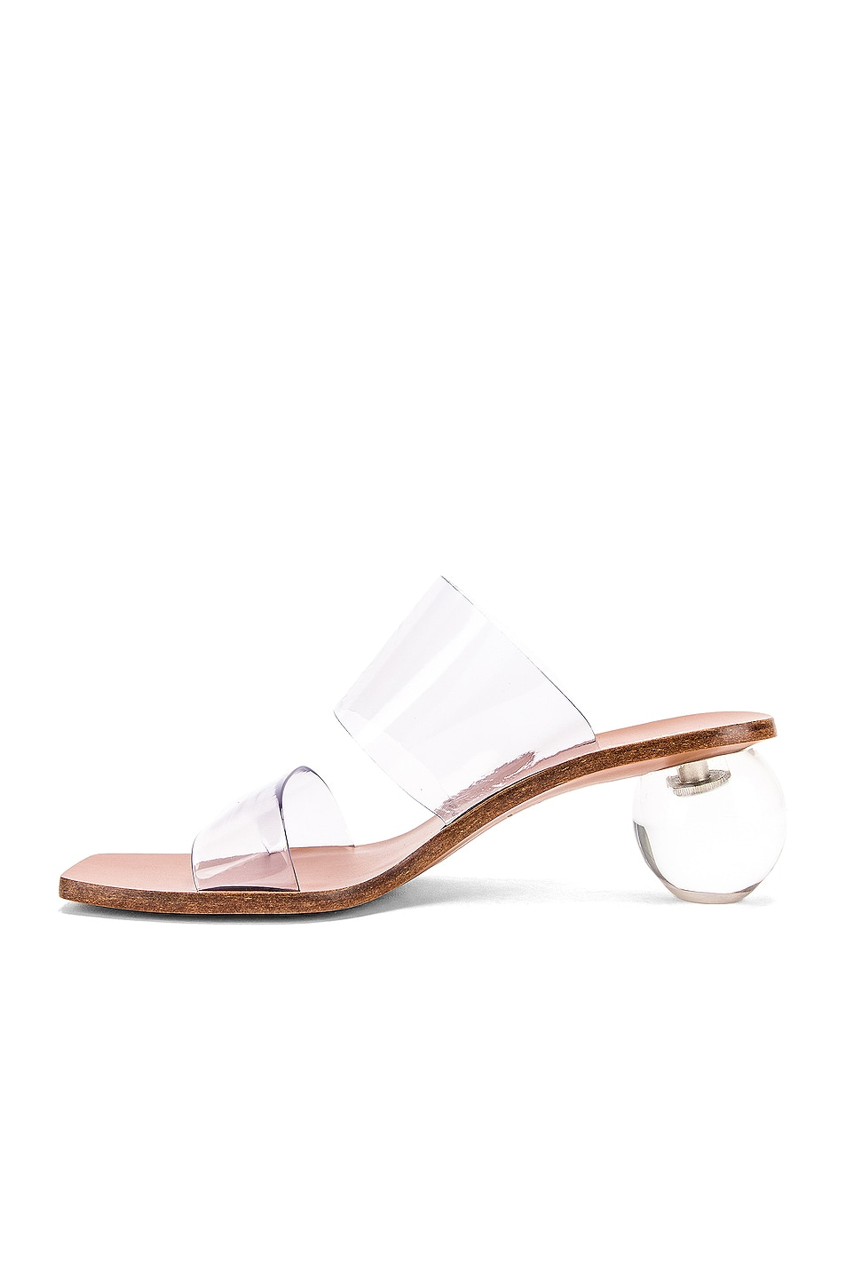 Image 5 of Cult Gaia Jila Sandal in Clear